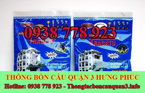 Bán bột thông bồn cầu giá rẻ tại Hưng Phúc LH 0938778923