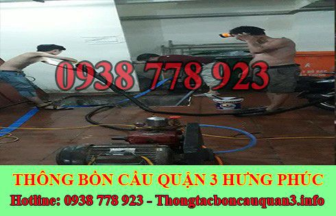 Bảng giá vệ sinh bể chứa nước ngầm Quận 3 Hưng Phúc 0938778923