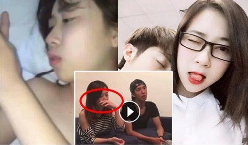 Hot girl Nguyễn Khánh Linh lộ clip nóng đến cỡ nào