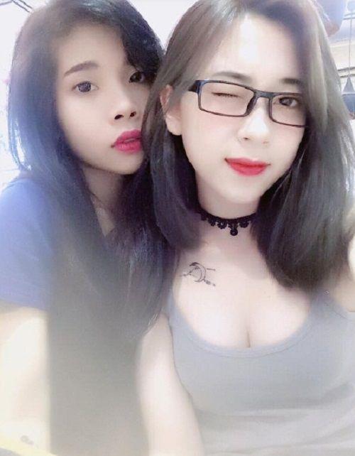 Hot girl Nguyễn Khánh Linh lộ clip thực ra là ai